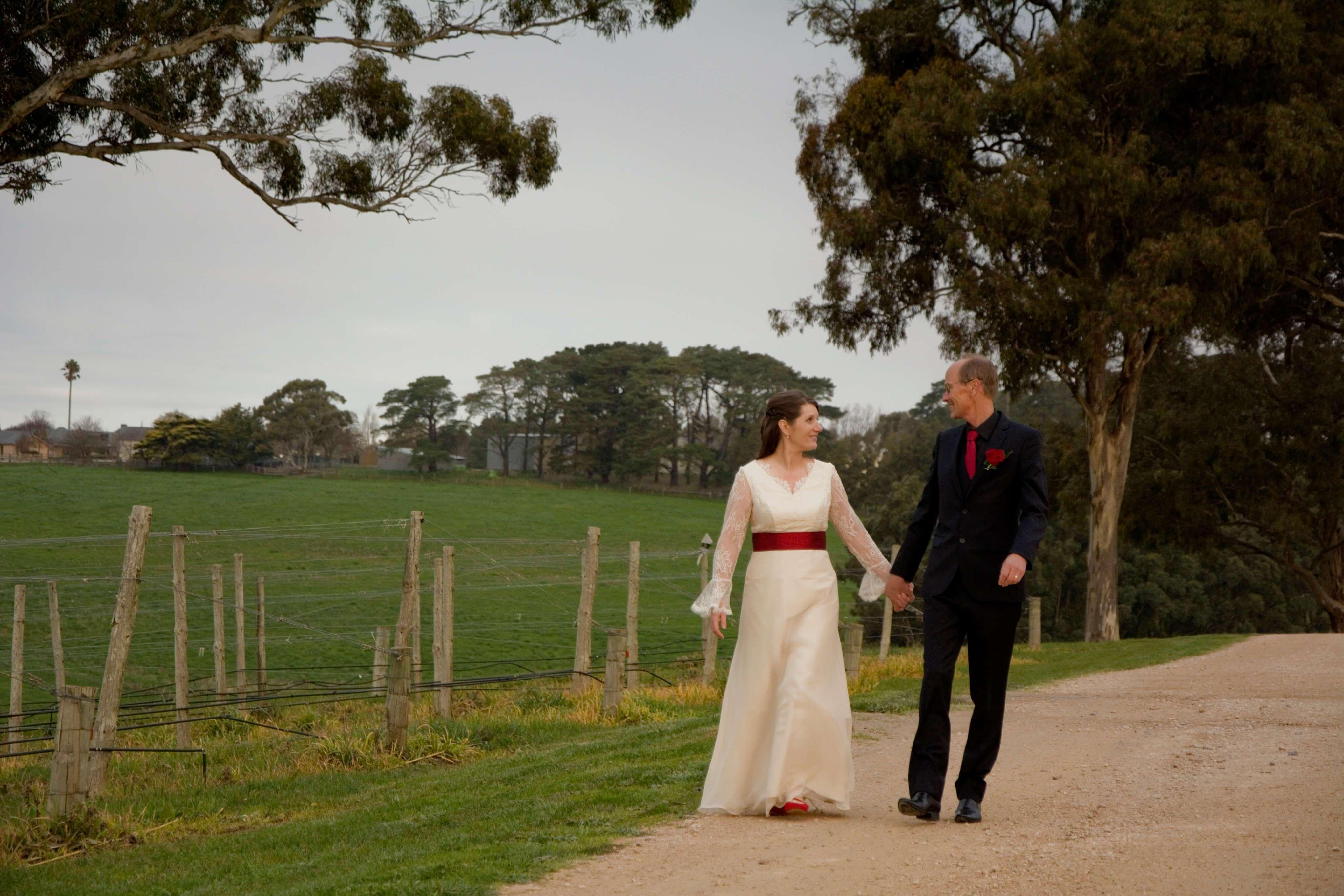 Blog   Deviation Acoustic   Adelaide Hills Winter Wonder Wedding