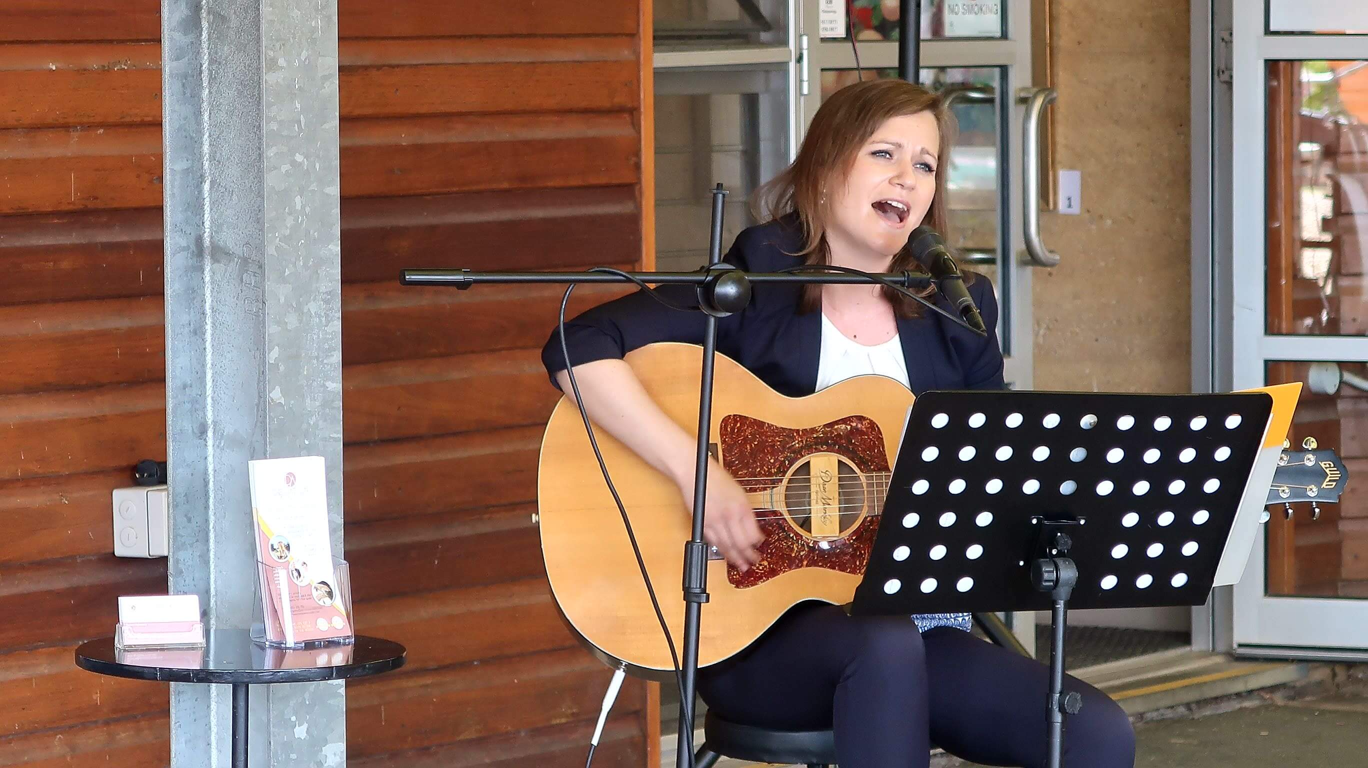 Blog ~ Deviation Acoustic ~Live Performance Adelaide Cup day