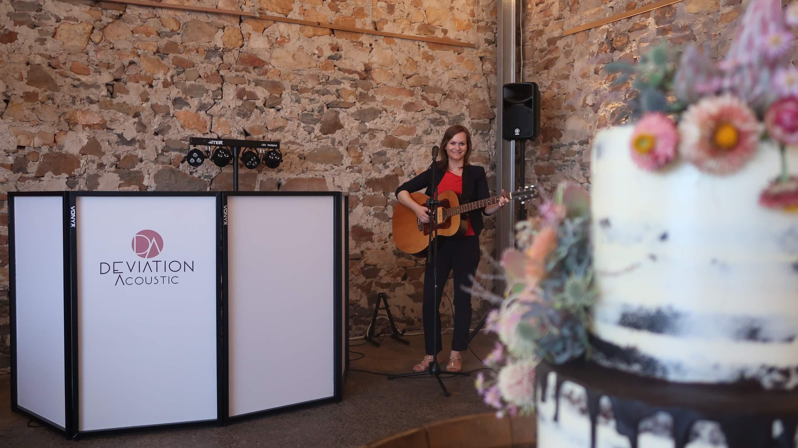 Blog ~ Deviation Acoustic ~ Intimate Autumn Wedding