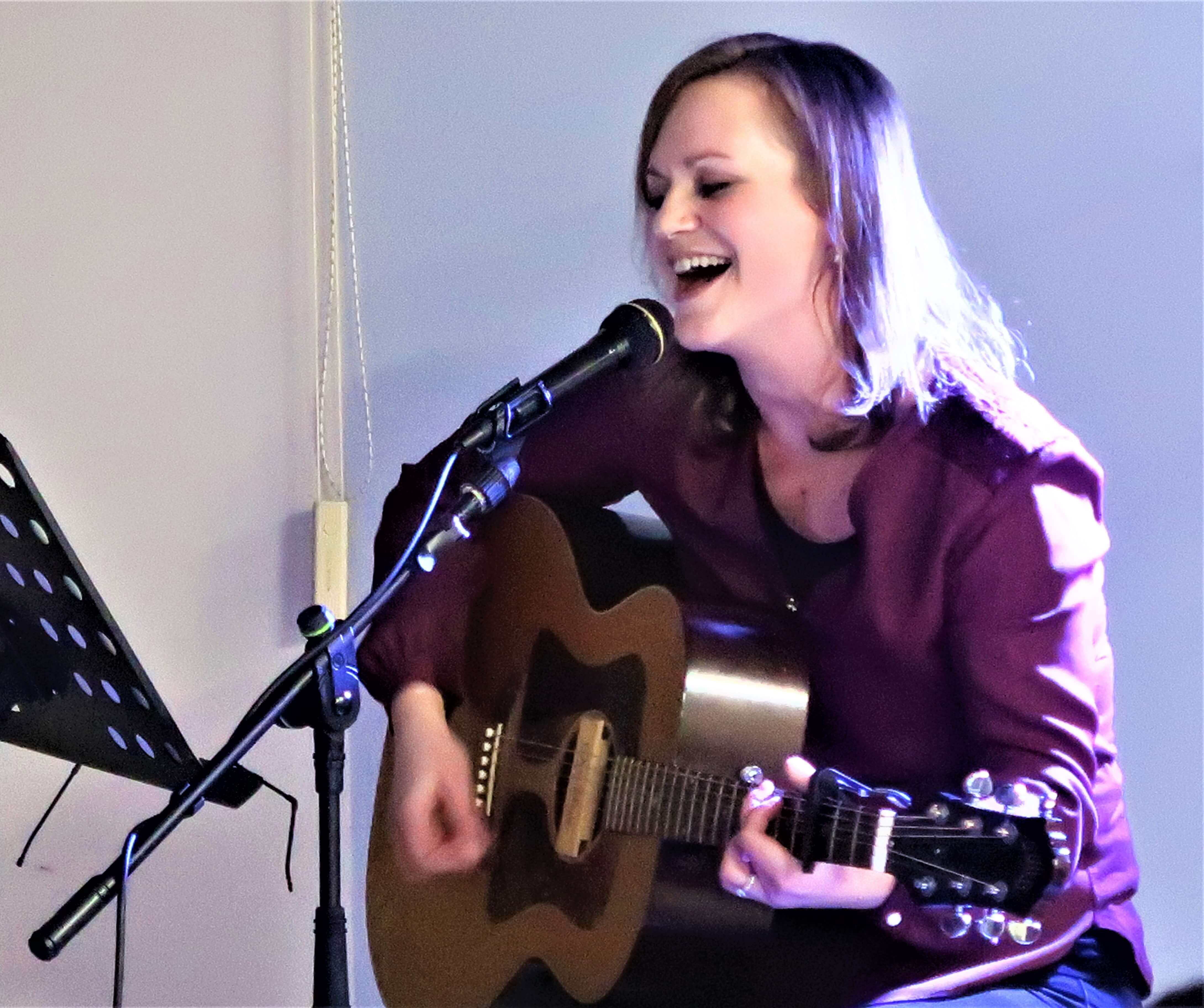 Blog } Deviation Acoustic ~ How to learn to sing a song