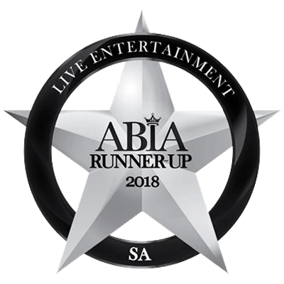 ABIA Runner Up 2018 Badge | Deviation Acoustic