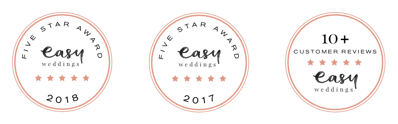 Easy Weddings Awards   Deviation Acoustic   Live Music Entertainment