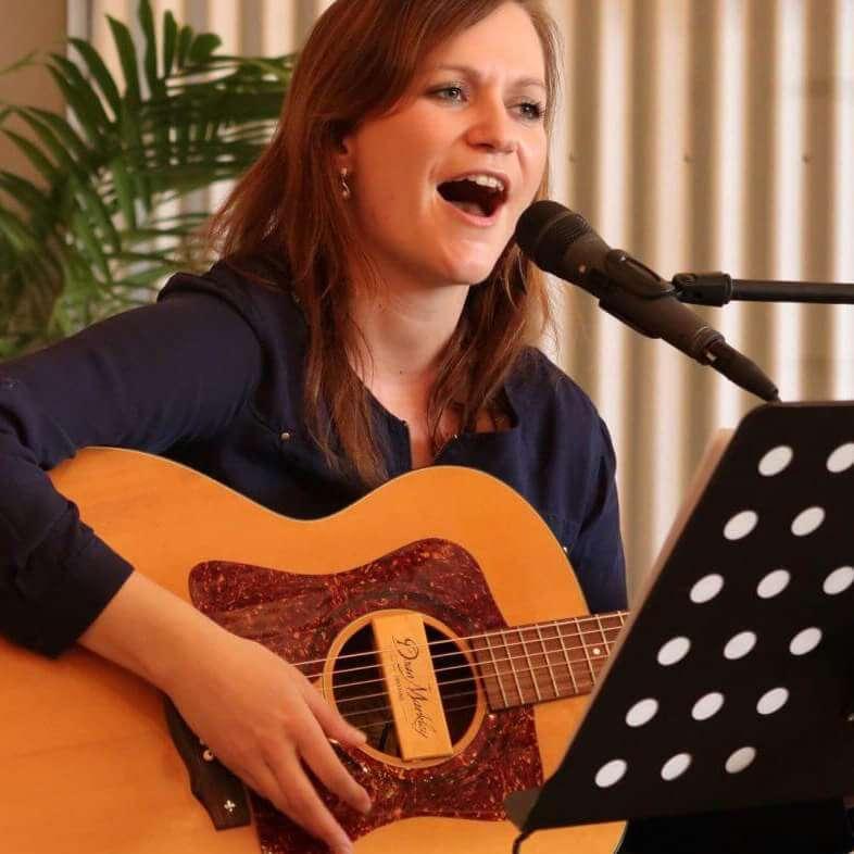 Corinna Hernandez | Deviation Acoustic | Live Acoustic Solo Singer Adelaide