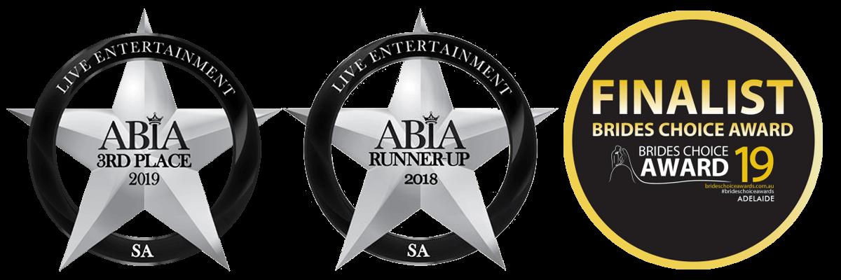 Award Winning | Deviation Acoustic | ABIA Brides Choice Award