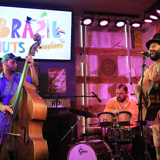 Functions & Events Brazil Nuts | Deviation Acoustic | Live Music Adelaide